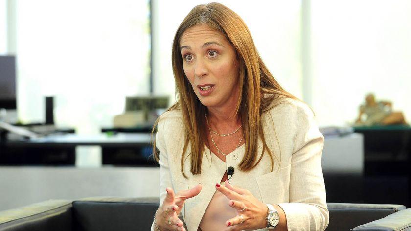 Vidal descartó su candidatura a la Presidencia: «Me sobra garra para seguir en la Provincia»