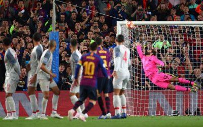 Los 600 goles de Messi en los diarios de mundo