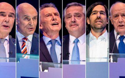 """Eje salvador: la corrupción vs. El latiguillo """"hablemos en serio"""""""