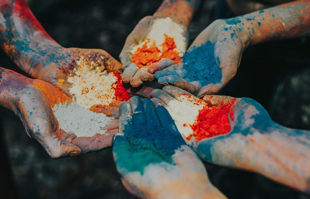 ¿Cómo estamos compartiendo lo que valoramos?